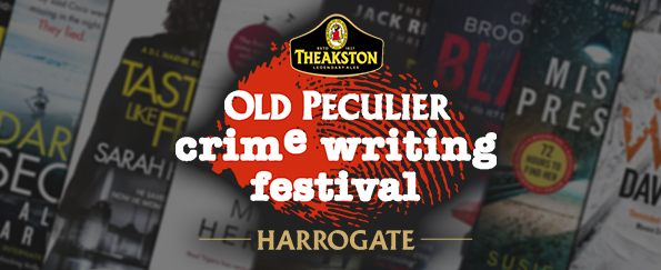 The Theakston Old Peculier Crime Novel of the Year Award 2017 Longlist