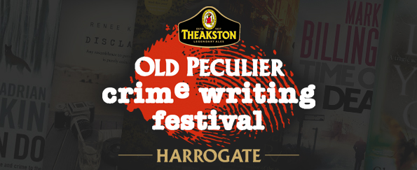 The Theakstons Old Peculier Crime Novel of the Year 2016 Shortlist