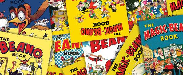 The History of The Beano Book