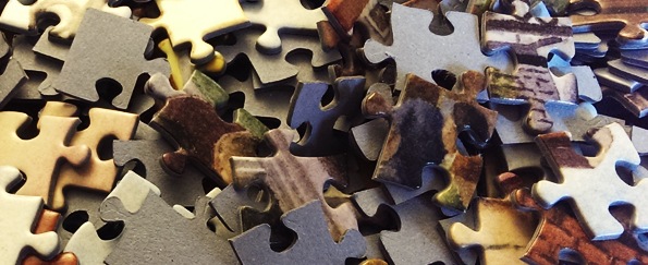 How to Solve a Jigsaw Puzzle