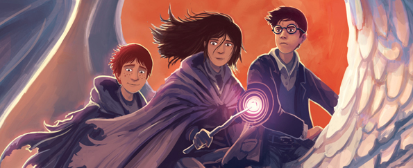 Can You Solve These Harry Potter Anagrams?