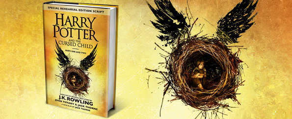 Competition! Win a Signed Copy of Harry Potter and the Cursed Child