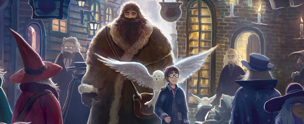 Unusual Harry Potter Book Covers from Around the World