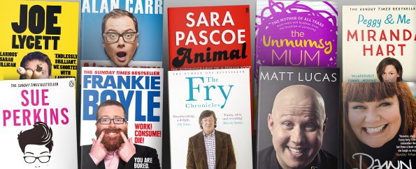 We Challenge You Not to Laugh at these Hilarious Biographies