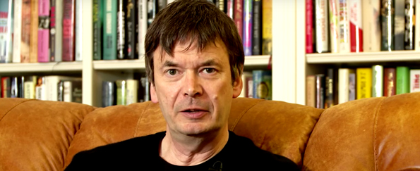 Ian Rankin Introduces His New Rebus Book Even Dogs in the Wild
