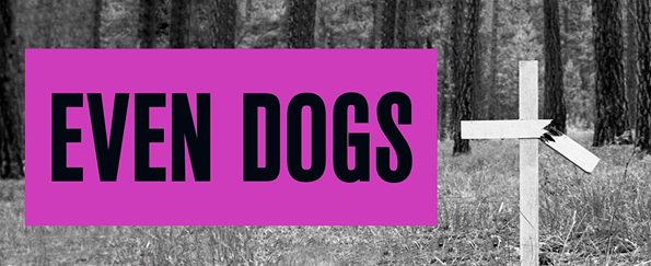 Read an Extract from Even Dogs in the Wild by Ian Rankin