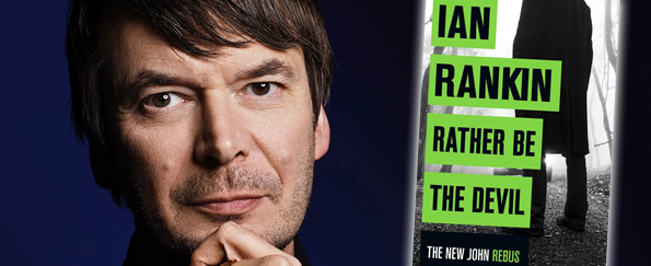 Ian Rankin: Rather Be The Devil Playlist