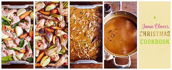 Jamie Oliver: Get-Ahead Gravy, Perfect for Your Big-Day Turkey Recipe