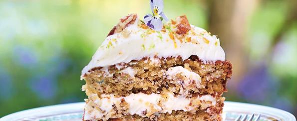 Jamie Oliver's Hummingbird Cake Recipe