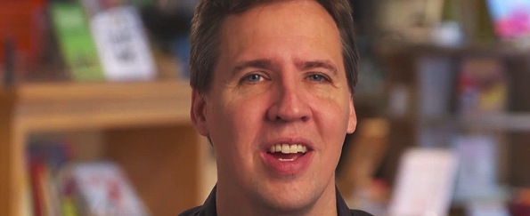 Jeff Kinney: My Top 3 Books from my Childhood