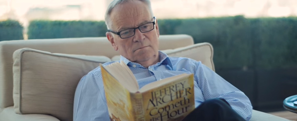 Jeffrey Archer: An Exclusive Interview on Cometh the Hour