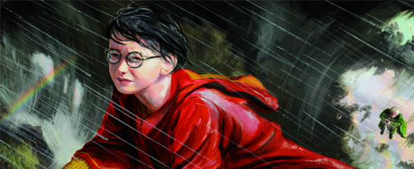 Take a Sneak Peek at Jim Kay's Illustrations for Harry Potter and the Chamber of Secrets