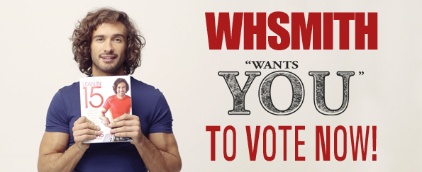 Joe Wicks Exclusive Video! Vote for the Lean in 15 Recipe You Want to See