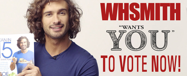 Joe Wicks Exclusive Video! Vote for the Lean in 15 Shape Up Plan Recipe You Want to Try