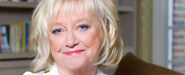 Judy Finnigan on Jamaica Inn, Cornwall