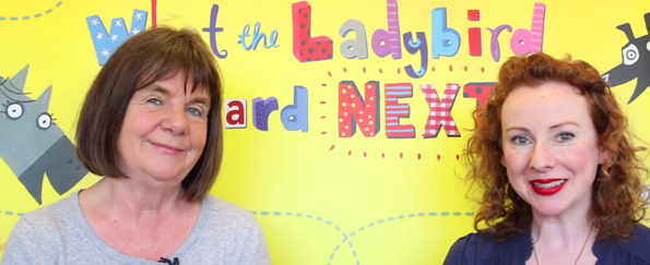 Julia Donaldson and Lydia Monks Introduce What the Ladybird Heard Next