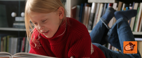 Children's Books for Dyslexic and Reluctant Readers