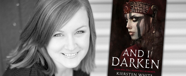 Kiersten White: 5 of My Favourite YA Novels with Inspiring Female Role Models