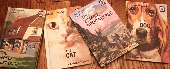 Learn How to Adult with the Ladybird Books for Grown Ups