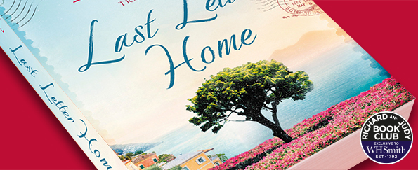 Richard and Judy Introduce Last Letter Home By Rachel Hore