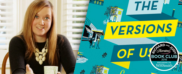 Laura Barnett: My Approach to Writing The Versions of Us