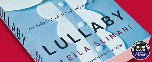 Richard and Judy Introduce Lullaby By Leila Slimani
