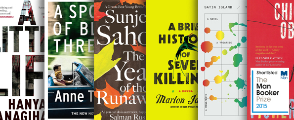 The Man Booker Prize Shortlist 2015