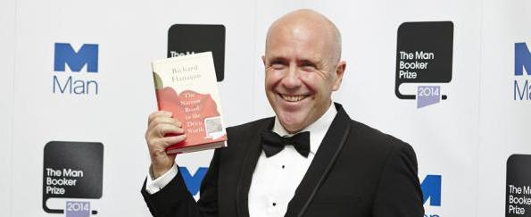 Man Booker Prize Winner 2014: Richard Flanagan