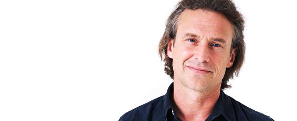 Mark Mills: Q & A on Waiting for Doggo