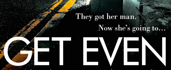 Exclusive Cover Reveal! Martina Cole - Get Even
