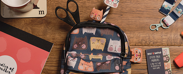 Our Me  Wow Cat Stationery Will Leave You Feline Pawsome
