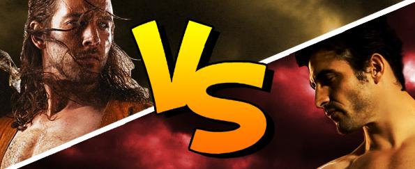 Mills & Boon: Vikings VS Sheikhs