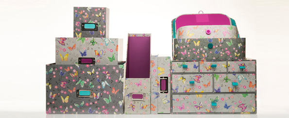 New! Amelie Storage Collection