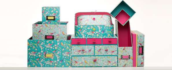 New! Melodie Storage Collection