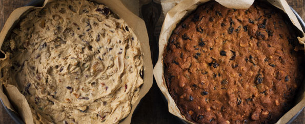 Nigel Slater: Christmas Cake Recipe