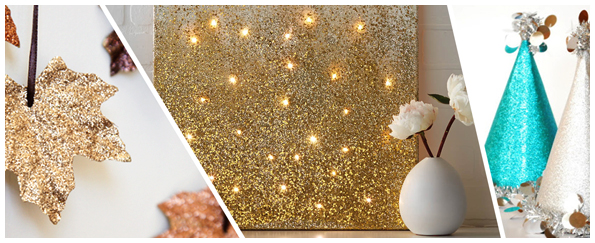 5 Things to Cover in Glitter for New Year's Eve