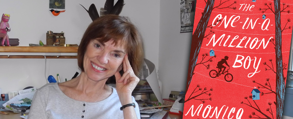 Monica Wood: An Interview on The One in a Million Boy