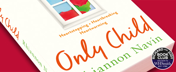Richard And Judy Introduce Only Child By Rhiannon Navin