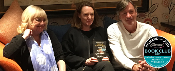 Paula Hawkins: An Exclusive Interview on The Girl on the Train