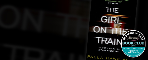 Read an extract from The Girl on the Train by Paula Hawkins