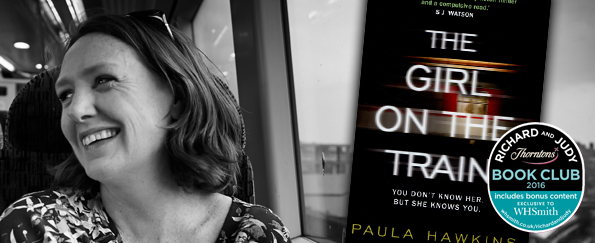 Richard and Judy Interview: Paula Hawkins on The Girl on the Train