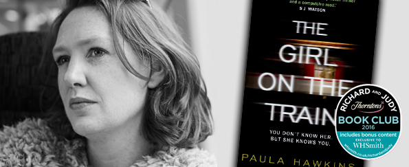 Book Club Questions for The Girl on the Train by Paula Hawkins