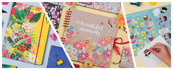 Personality Quiz: Which of our Summer Stationery Styles Are You?