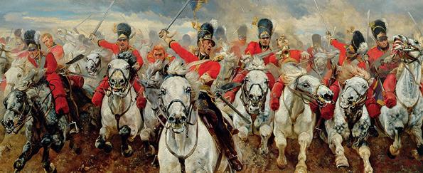 Peter & Dan Snow: The Battle of Waterloo Experience