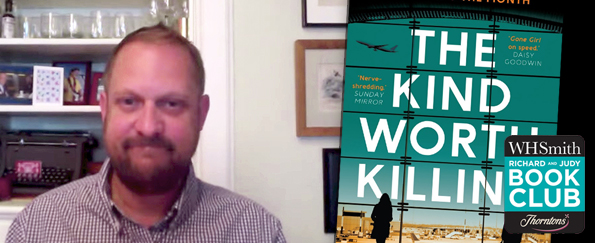 Peter Swanson Introduces The Kind Worth Killing