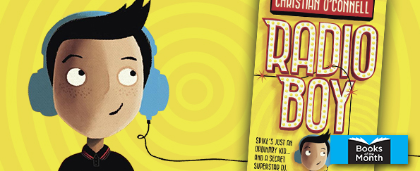 Book of the Month: A Short Story from Radio Boy by Christian O'Connell