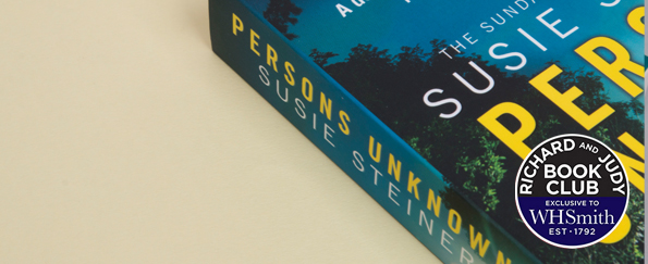 Richard and Judy Introduce Persons Unknown by Susie Steiner