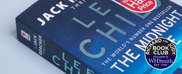 Richard and Judy Introduce The Midnight Line by Lee Child
