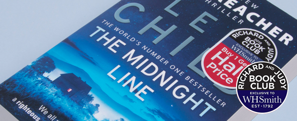 Lee Child: What I Like Reading