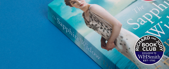 Richard and Judy Introduce The Sapphire Widow by Dinah Jefferies
